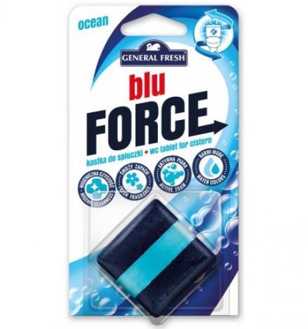 WC tablet for cistern Blu Force Sea 50g
