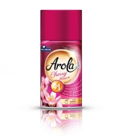 Refill for automatic air freshener Arola Cherry blossom 250 ml