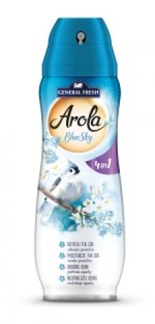 Gaisa atsvaidzinātājs Arola Sky blue 300ml