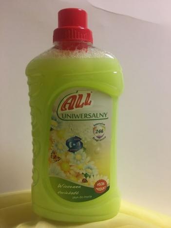 Universal detergent