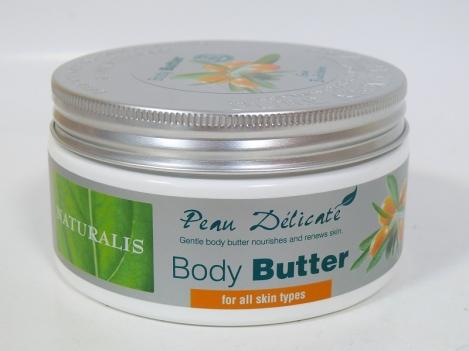 NATURALIS Body butter 300ml. Sea-buckthorn