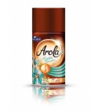 Rezerves pudele Arola automātiskajam gaisa atsvaidzinātājam Mystic garden 250ml