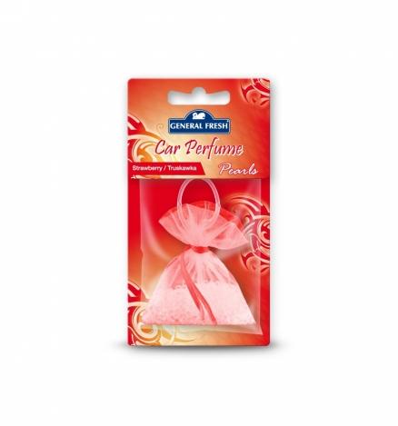 Car air freshener pearls Strawberry 20g
