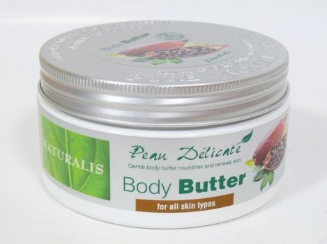 NATURALIS Body butter 300ml Chocolate