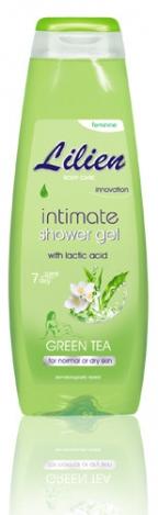 LILIEN Intimate shower gel Green Tea 300ml
