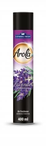 Gaisa atsvaidzinātājs  400ml Lavender