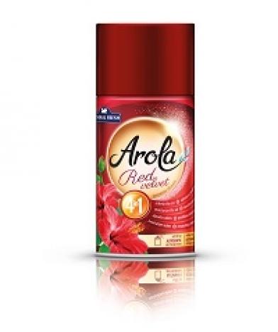 Rezerves pudele Arola automātiskajam gaisa atsvaidzinātājam Red velvet 250ml