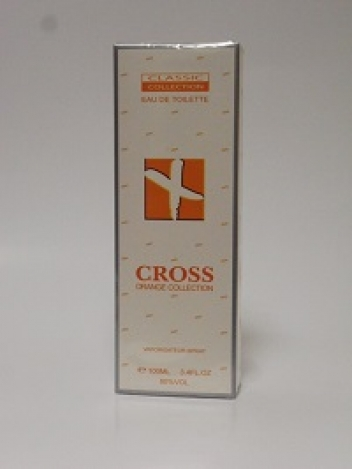 Toilet water for wonen Cross 100ml