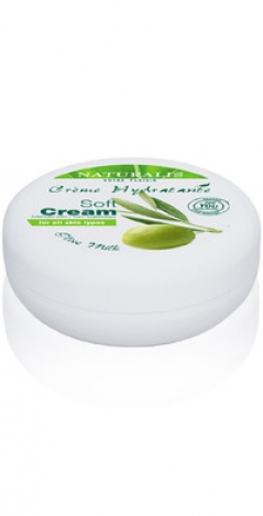 Body soft cream Olive Milk. 150ml