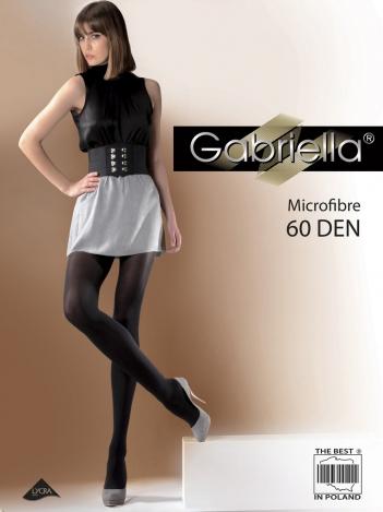 Gabriella колготки Microfibre 60den 5 размер 122