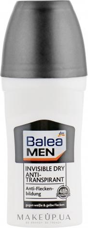 BALEA  dezodorants vīriešiem 50ml Invisible
