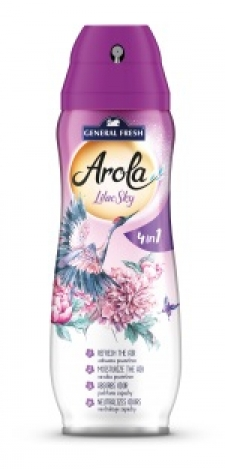 Air Freshener Arola Sky lilac 300ml