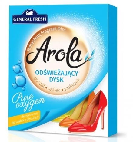 Refreshing fragrant disc Arola