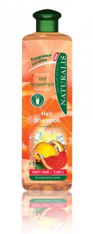Hair shampoo Red Grepfruit