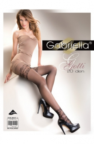 Gabriella zeķbikses Gotti 20den 283