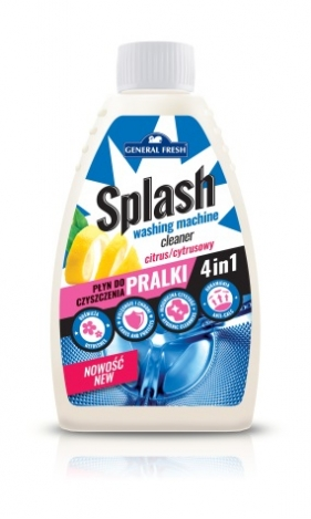 Washing machine cleaner Splash 250ml