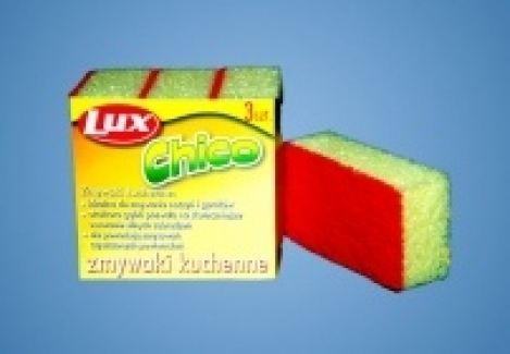 Sponge for washing dishes Chico 3 pcs.
