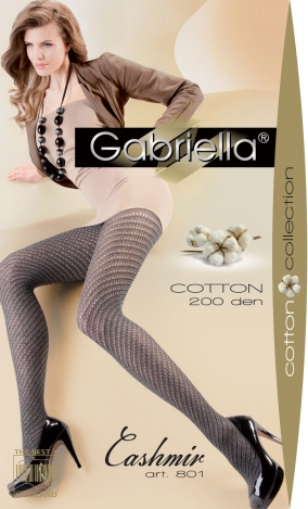 Gabriella колготки  Cashimir Cotton 339 200den