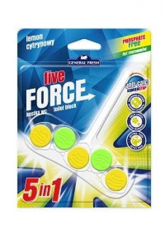 FIVE-FORCE blister (50 gr) - CITRON
