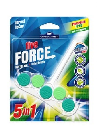 FIVE-FORCE blister (45 gr) - PINE