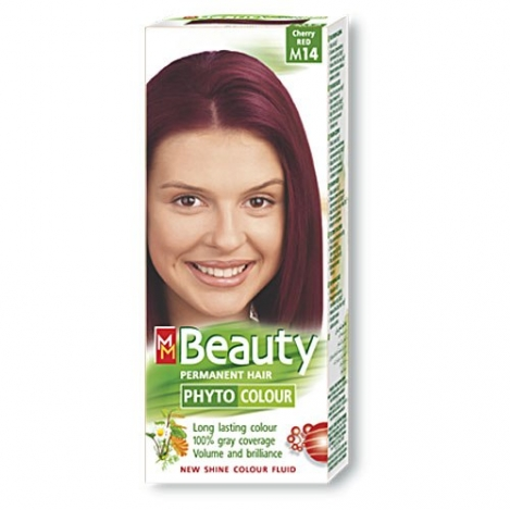 Beauty hair dye