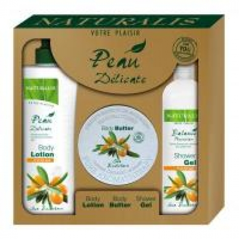 NATURALIS gift for women Body Care Sea-buckthorn