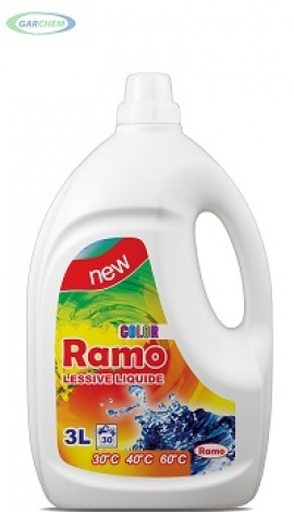 Laundry liquid RAMO COLOR 3l