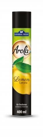 Освежитель воздуха   400ml Lemon