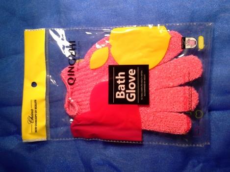 Банная перчатка