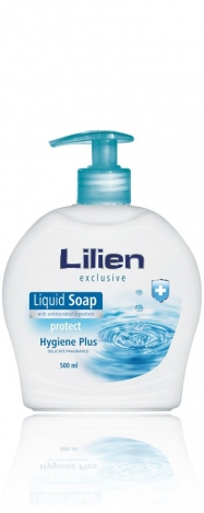 LILIEN liquid soap anti-bacterial 500ml Hygiene plus