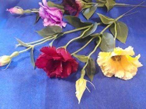 Artificial flower eustoma