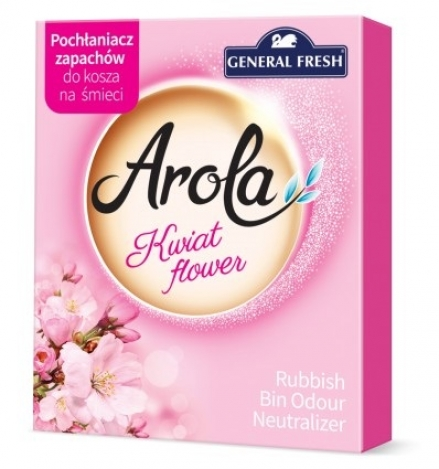 Rubbish bin odour neutralizer Arola