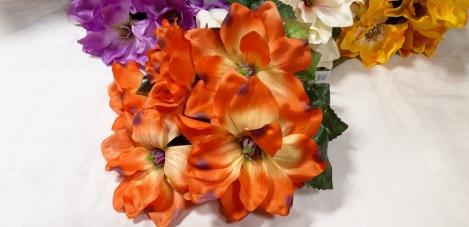 Magnoliju  ziedu pušķis-5 (50cm) K66RF19826
