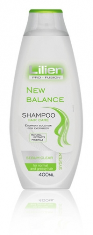 LILIEN Hair shampoo New Balance 400ml