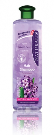 NATURALIS Hair shampoo Lavender 500ml