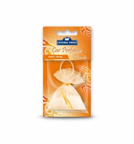 Car air freshener pearls Vanilla 20g