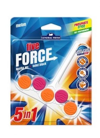 FIVE-FORCE blister (45 gr) - MELON