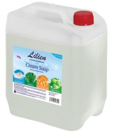 LILIEN liquid soap 5l. Oliva milk