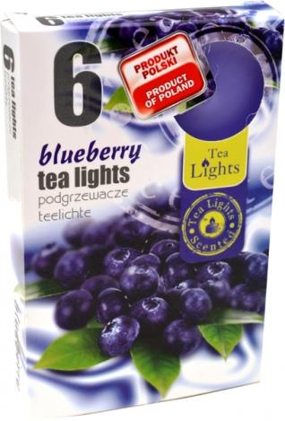 Smaržīgās tējas sveces (6gab.) – MELLENES