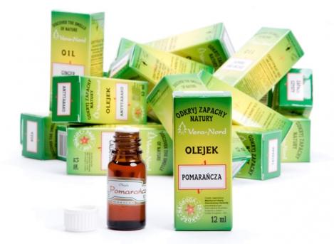 Aromatizētā eļļa 12 ml MIX