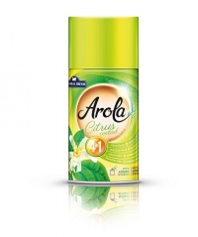 Refill for automatic air freshener Arola Citrus coctail 250ml