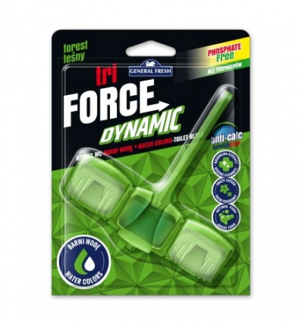 TRI-FORCE Dynamic anti-calc blister (45 gr) - PINE