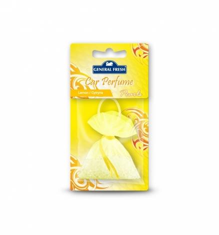 Car air freshener Lemon pearls  20g