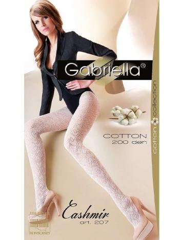 Gabriella zeķbikses  Cashimir cotton 273 200den