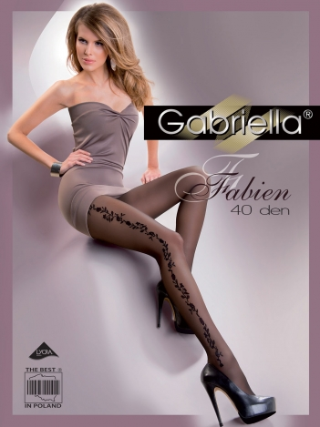 Gabriella zeķbikses Fabien 40den 292