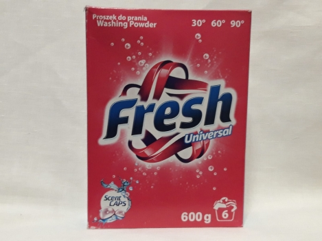 Washing powder Fresh universal 600g