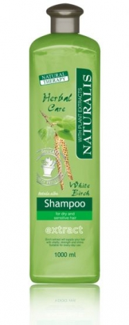 NATURALIS  Herbal Shampoo White Birch 1000ml