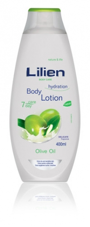 LILIEN Body lotion 400 ml. Olive Oil