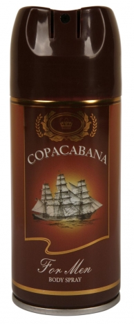Copacabana deo for men 150ml