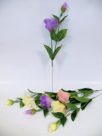 Mākslīgs zieds eustoma